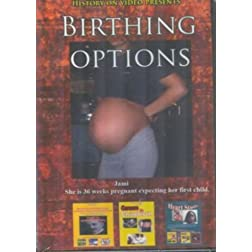 Birthing Options on DVD