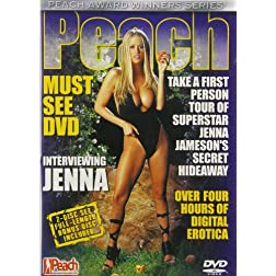 Peach Award Winners Series: Interviewing Jenna (Bonus Disc Included)