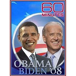60 Minutes - Obama Biden '08 (August 31, 2008)