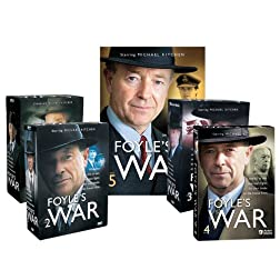 Foyle's War: Sets 1-5 Bundle (Amazon.com Exclusive)
