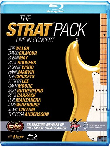 Strat Pack Live in Concert [Blu-ray]