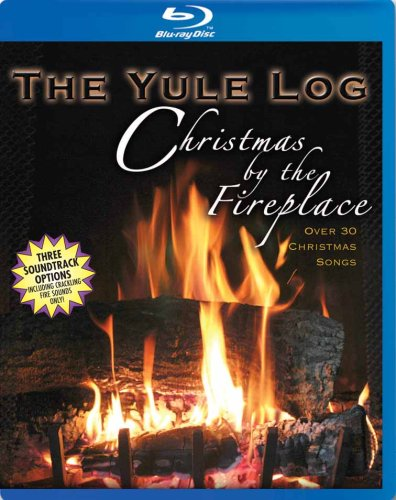 Yule Log-Christmas By the Fireplace [Blu-ray]