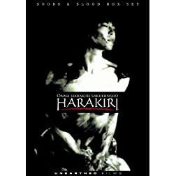 Harakiri- Boobs and Blood Box Set