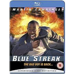 Blue Streak [Blu-ray]