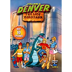 Denver The Last Dinosaur: Volume 2