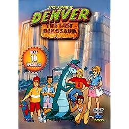 Denver The Last Dinosaur: Volume 2