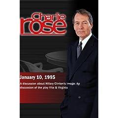 Charlie Rose (January 10, 1995)