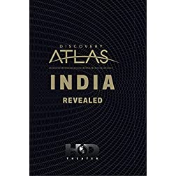 Discovery Atlas: India Revealed