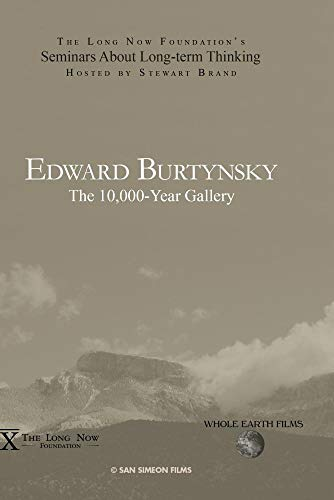 Edward Burtynsky: The 10,000-year Gallery