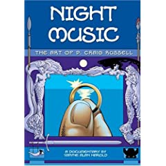 Night Music: The Art of P. Craig Russell