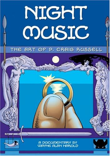 Night Music: The Art of P. Craig Russell
