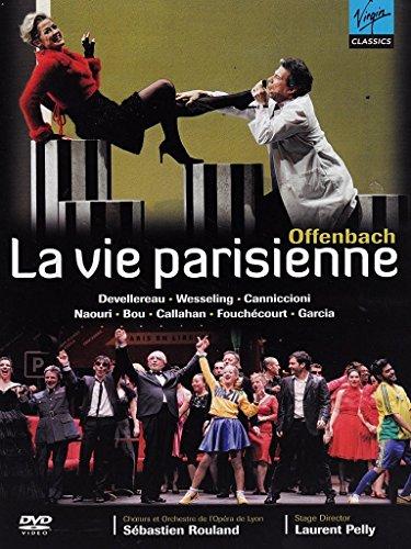 Offenbach: La Vie parisienne DVD