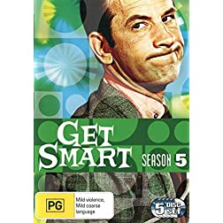 Get Smart-Season 5 [Import]