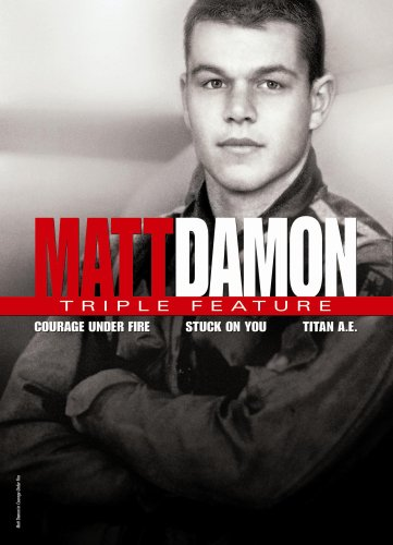 Matt Damon Triple Feature
