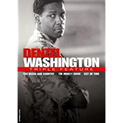 Denzel Washington Triple Feature