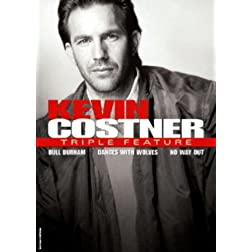Kevin Costner Triple Feature