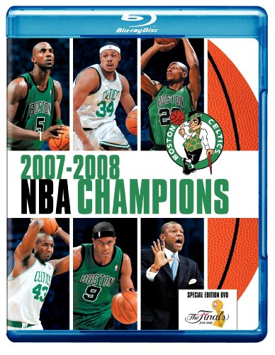 2007-2008 NBA Champions - Boston Celtics [Blu-ray]