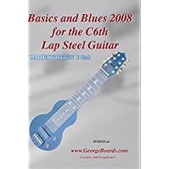 Lap Steel Guitar Instructional DVD GeorgeBoards Basics and Blues 2008