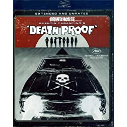 Death Proof [Blu-ray]