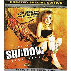 Shadow: Dead Riot (Uncut) [Blu-ray]