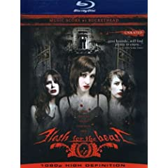 Flesh for The Beast (Uncut) [Blu-ray]