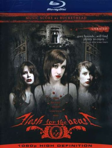Flesh for The Beast (Uncut) [Blu-ray]
