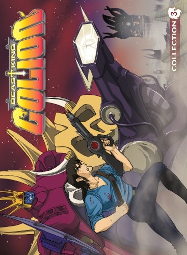 Voltron Beast King Golion Vol 3