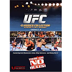 UFC Classics Collection, Vol. 5-8