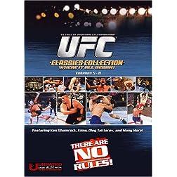 UFC Classics Collection, Vol. 5-8