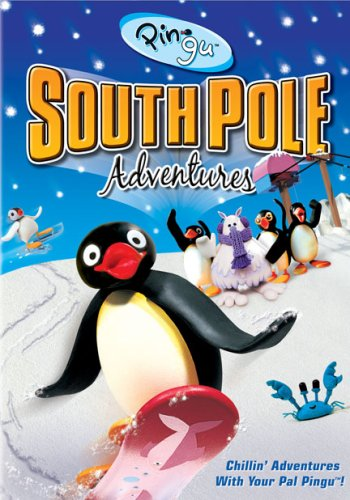 Pingu: Pingu's South Pole Adventures