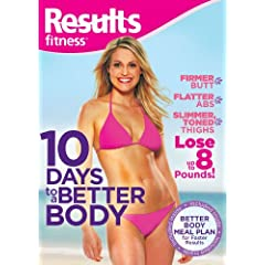 Results Fitness: 10 Days to Get a Better Body
