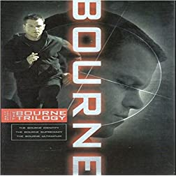 The Bourne Trilogy (The Bourne Identity / The Bourne Supremacy / The Bourne Ultimatum)