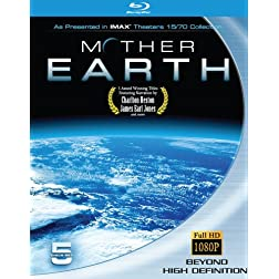 Mother Earth Blu-ray 5-Pack (IMAX) [Blu-ray]
