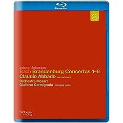 Johann Sebastian Bach: Brandenburg Concertos 1-6 [Blu-ray]