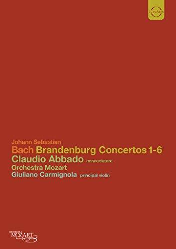 Johann Sebastian Bach: Brandenburg Concertos 1-6