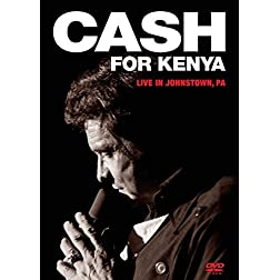 Cash for Kenya: Live in Johnstown, PA