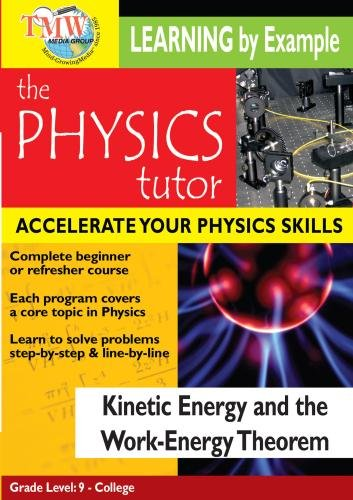 Kinetic Energy and the Work-Energy Theorem
