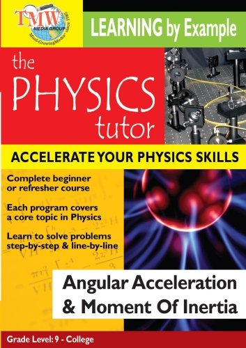 Angular Acceleration and Moment of Inertia