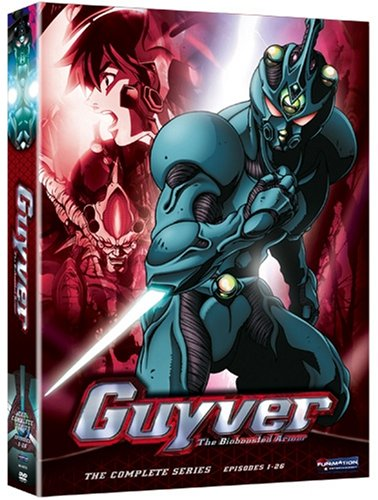 Guyver -The Bioboosted Armor: Complete Box Set