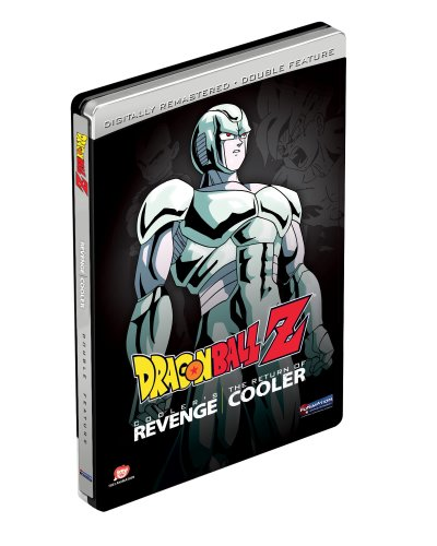 Dragon Ball Z: Double Feature - Coolers Revenge / The Return of Cooler (Steelbook)