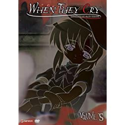 When They Cry, Vol. 5
