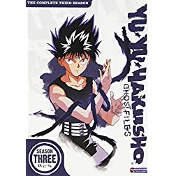 Yu Yu Hakusho: Season Three Set