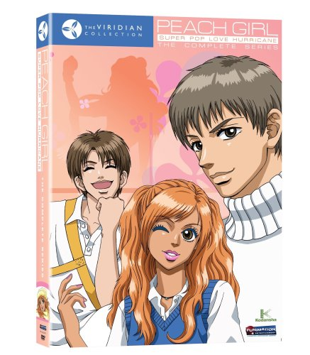 Peach Girl: Box Set (Viridian Collection)