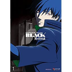 Darker Than Black, Vol. 1