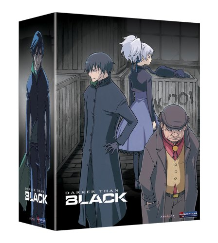 Darker Than Black: Starter Set (includes v.1)