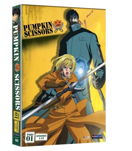 Pumpkin Scissors: Season 1, Part 1