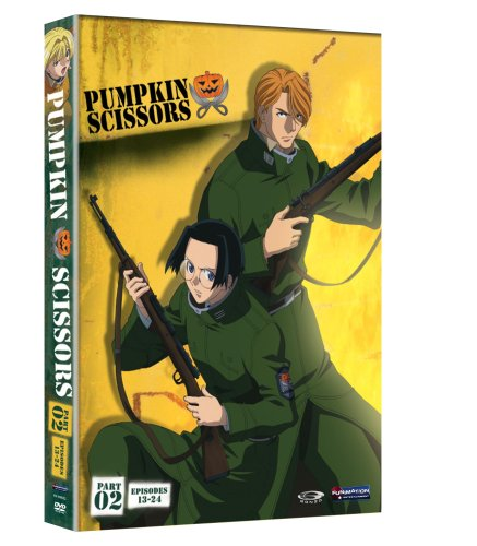 Pumpkin Scissors: Season 1, Part 2