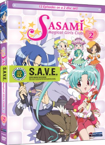 Sasami - Magical Girls Club: Season 2