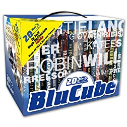 Blu-Cube 20-Pack Bundle ($299.99 Value) [Blu-ray]