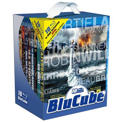 Blu-Cube 10-Pack Bundle ($149.99 Value) [Blu-ray]